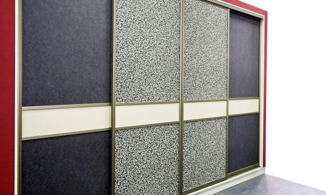 Empapelar un armario hogarmania - Papel pintado armario ...