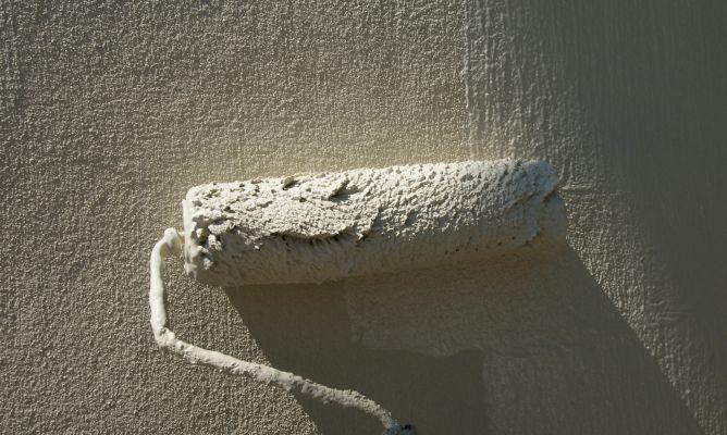 T cnicas de pintura con textura hogarmania for Pintura texturada para exterior