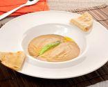 Sopa de champiñones a la mexicana
