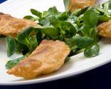 Empanadillas de almejas y brócoli