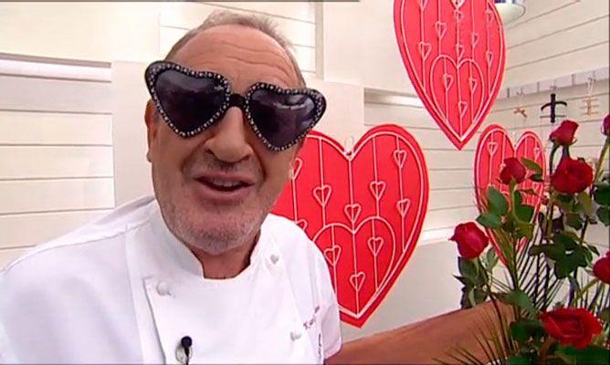 Argui ano y el d a de san valent n hogarmania for Cocina carlos arguinano