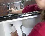Encastrar un dosificador de jabón