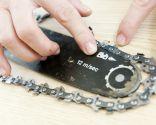 Cómo cambiar la cadena de la motosierra