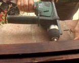 Construcción de una mosquitera