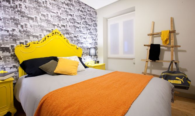 Decorar un dormitorio peque o decogarden - Decoracion dormitorio pequeno ...