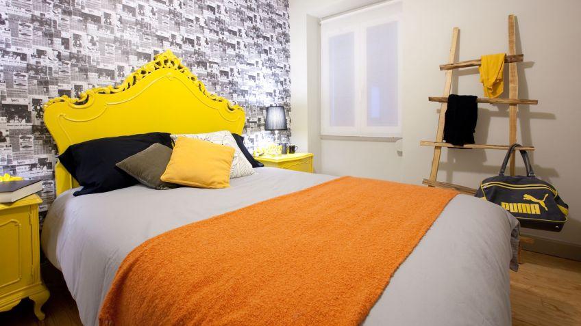 Decorar un dormitorio pequeño - Decogarden