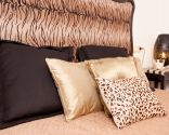 Decorar dormitorio de estilo animal print