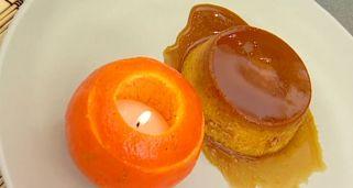 cmo hacer velas de mandarina