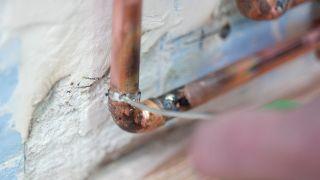 Instalación y ampliación oculta de radiadores