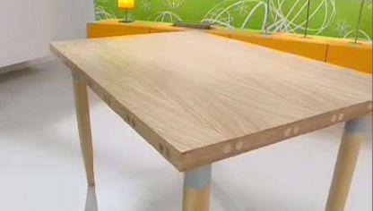 Quitar una quemadura de cigarro de una mesa de madera - Limpiar cocina de madera ...