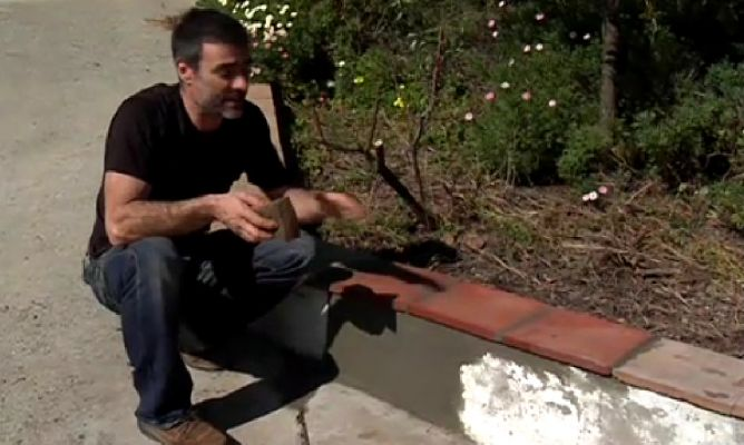 jardineras de obra exterior