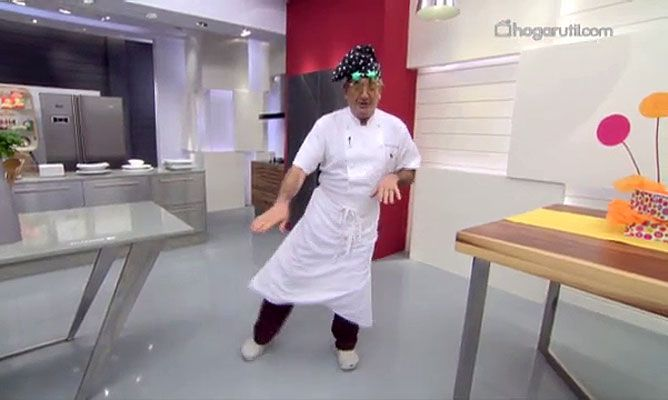Argui ano cuenta un chiste sobre un borracho karlos for Programas de cocina de tve