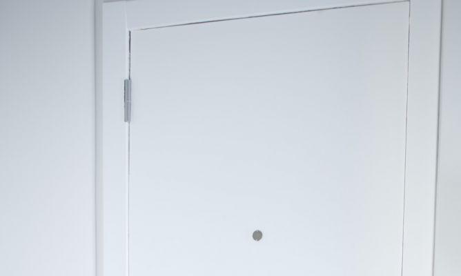 Pintar bisagras de puerta bricoman a for Como pintar una puerta