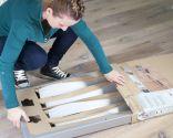 Cómo montar una mesa desmontable