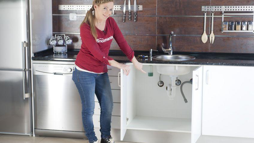 Instalador de cocinas good despues de sabes la - Instalar un lavavajillas al fregadero ...