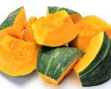 verduras calorías negativas - calabaza