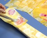 Crear biombo floral