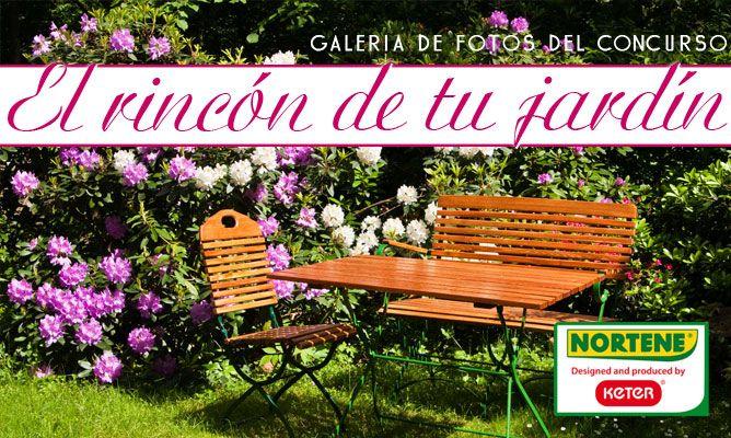 Galer a del concurso el rinc n m s rom ntico de tu jard n for El jardin romantico