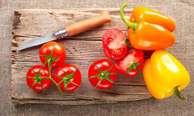 Ensaladas de verano bajas en calorias