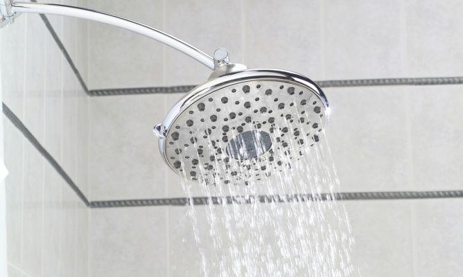 Limpiar la ducha hogarmania - Limpiar mamparas de bano ...