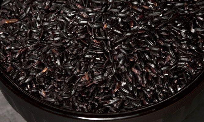 Cocinar Arroz Negro | Arroz Venere O Arroz Negro Juan Mari Arzak