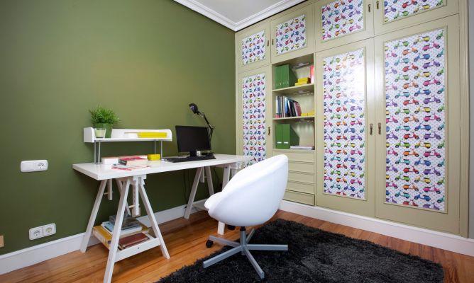 Decorar un estudio acogedor decogarden - Estudios de interiorismo y decoracion ...