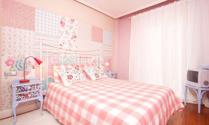 Decorar un dormitorio femenino y luminoso decogarden - Decorar un dormitorio ...