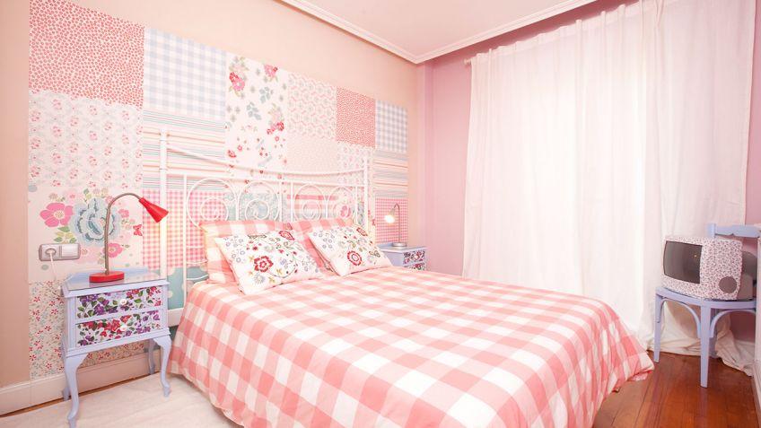 Decorar un dormitorio femenino y luminoso - Decogarden