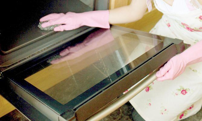 Limpiar el horno hogarmania - Limpieza de horno ...