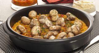 Cocinar Champiñones Enteros | Receta De Champinones En Salsa De Vino Blanco Karlos Arguinano