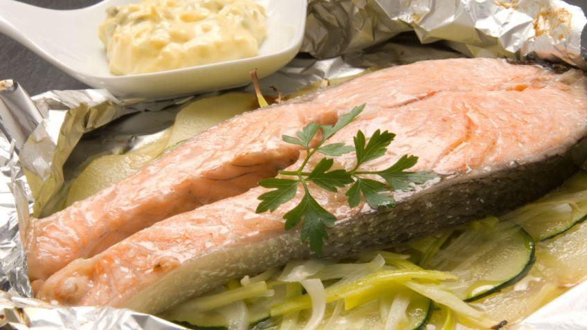 Muy dulces formas de cocinar salmon cocinas muy dulces for Formas de cocinar salmon