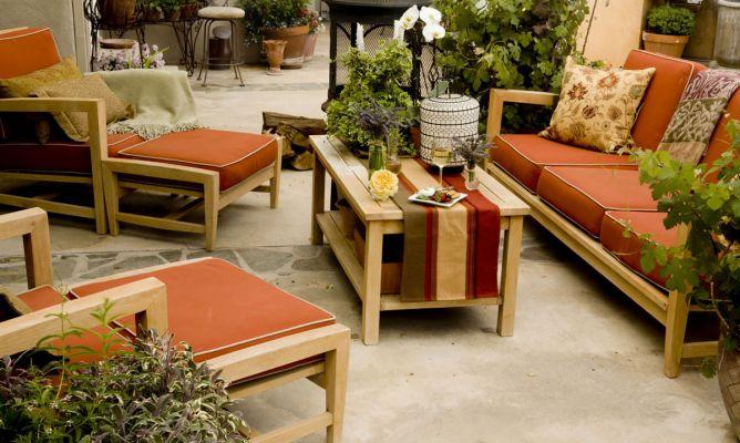 Puesta A Punto De Los Muebles Del Jardín Hogarmania
