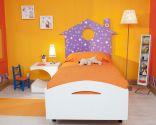 Solución decorativa para cama