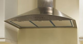 Elegir la campana extractora de la cocina hogarmania - Como limpiar acero inoxidable ...