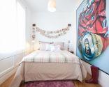 Decorar dormitorio con aires afrancesados