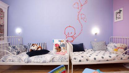 Dormitorio atrevido y diferente decogarden - Decogarden habitacion juvenil ...