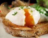 HUevos escalfados, una forma de cocinar sin grasa