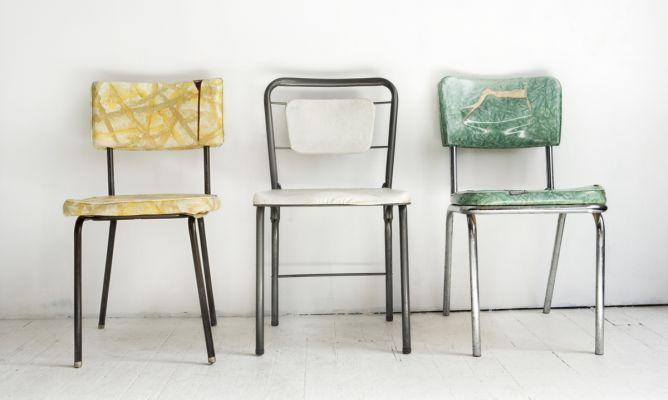 Ideas para restaurar una silla hogarmania - Sillas para restaurar ...