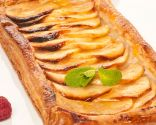 Tarta de manzana para enamorar