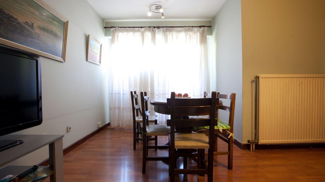 Decorar salón comedor moderno y funcional - antes 1