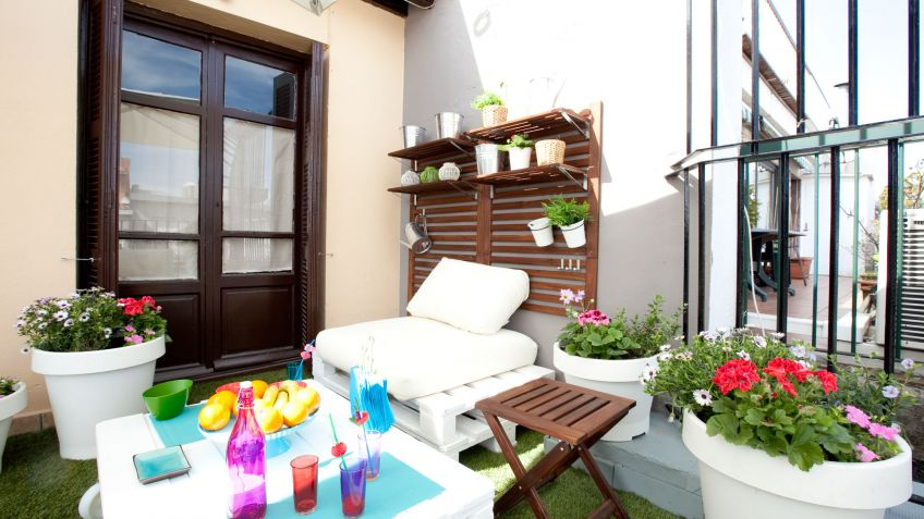 Decorar terraza de estilo chill out decogarden - Terrazas chill out decoracion ...