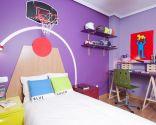 Decorar habitación juvenil, divertida y funcional