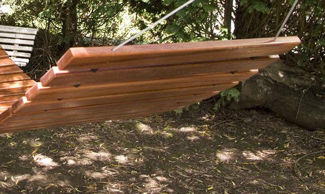 crear una hamaca de madera hogarmania - Hamacas De Madera