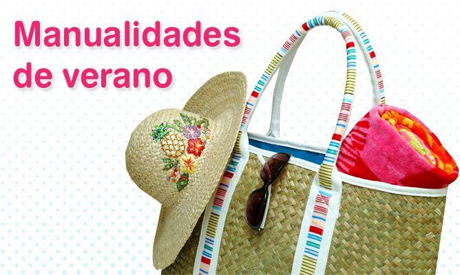 Manualidades de verano hogarmania - Imagen de manualidades ...