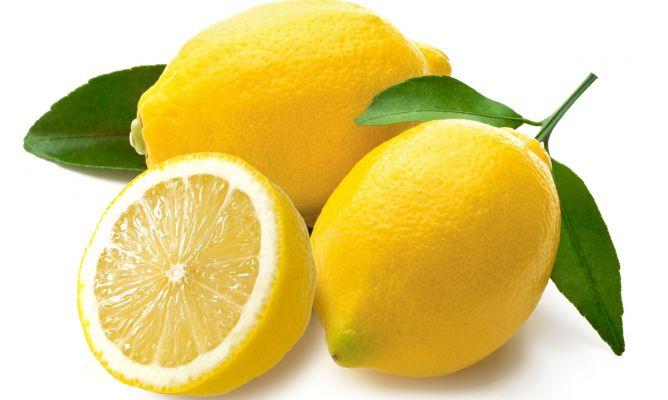 una persona con anemia puede comer limon