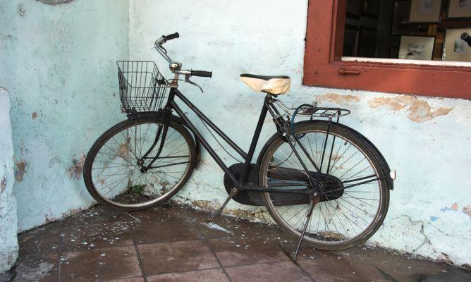 Accesorios para guardar bicicletas - Hogarmania