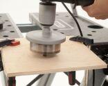 Ampliar diámetro de orificio