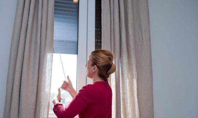 Forro t rmico para cortina bricoman a - Cortinas para el sol ...