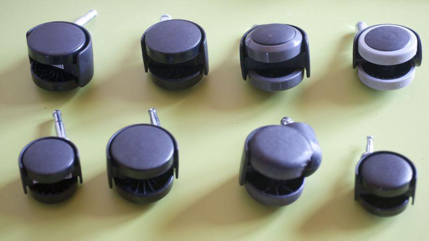 Cambiar ruedas de silla - Bricomanía