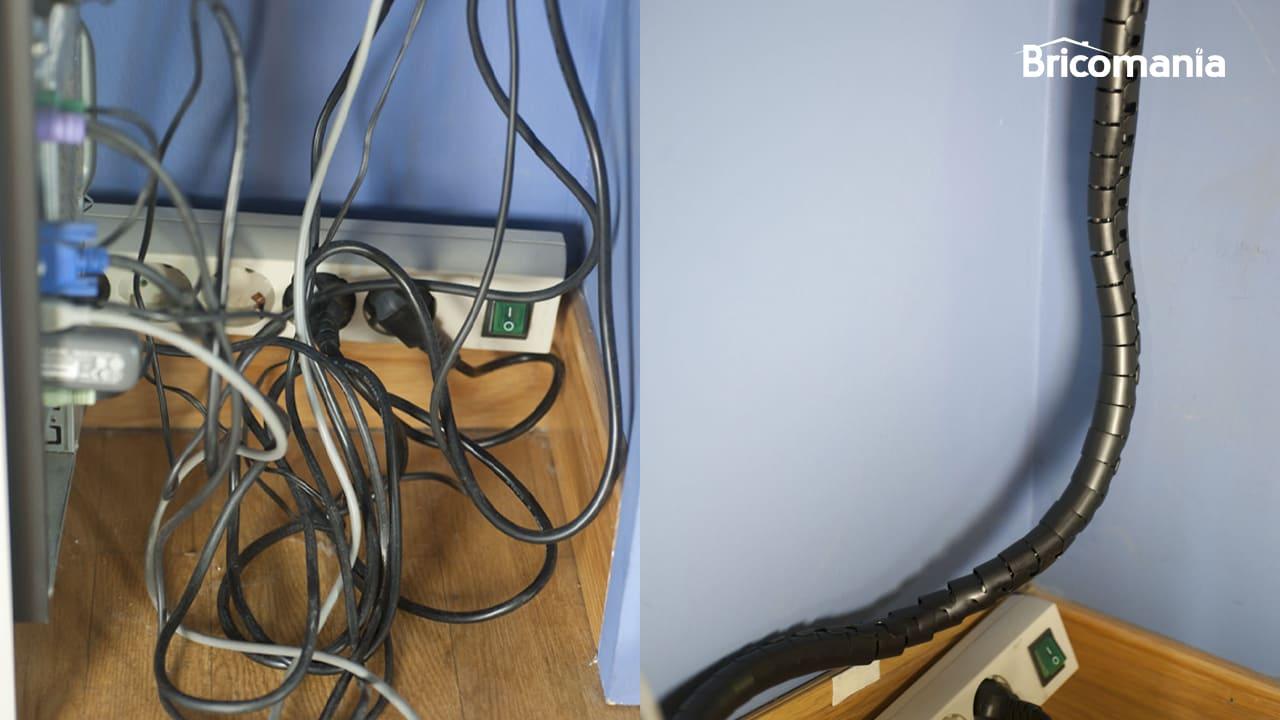cubre cables